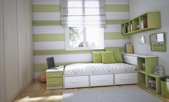 Dicas decoração quarto de solteiro Decorando Casas