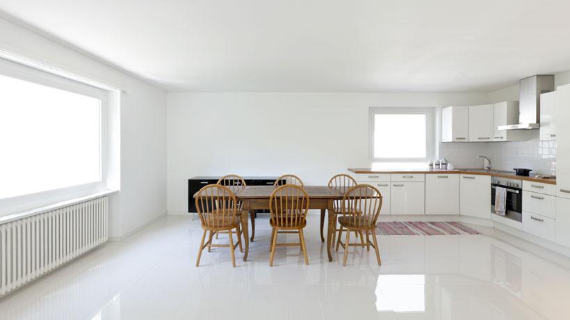 Pisos para cozinha fotos decorando casas for Pisos porcelanatos fotos