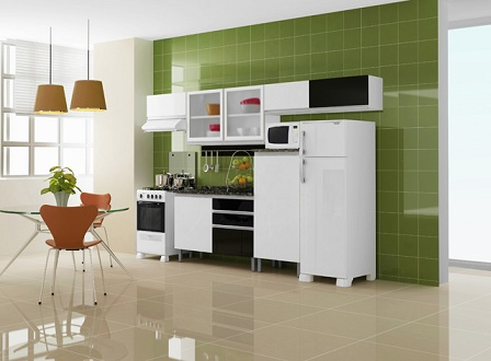 Pisos Para Cozinha Fotos Decorando Casas