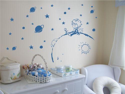 decoracao quarto bebe pequenos ambientes : decoracao quarto bebe pequenos ambientes:Quarto-Pequeno-Príncipe