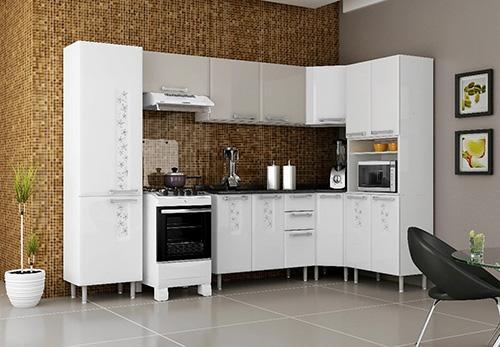 Ver Fotos De Armário De Cozinha : Modelos de arm?rios canto para cozinha decorando casas