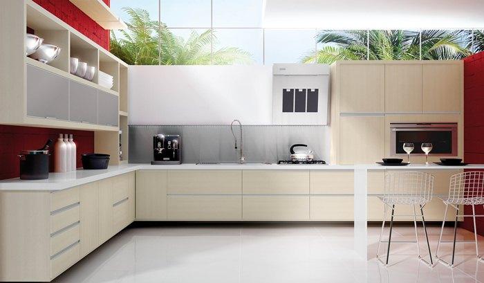 armário de cozinha planejado vidro