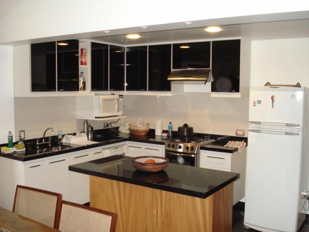 Armario Para Cozinha Pequena ~ Armário embutido para cozinha pequena Decorando Casas