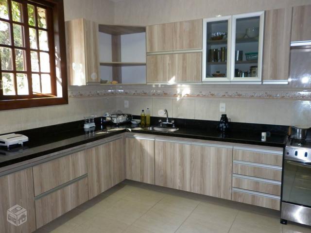 Aparador Barato Blanco ~ Armário embutido para cozinha pequena Decorando Casas