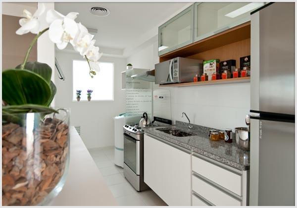 Como decorar cozinha de apartamento decorando casas for Como decorar una apartamento pequeno
