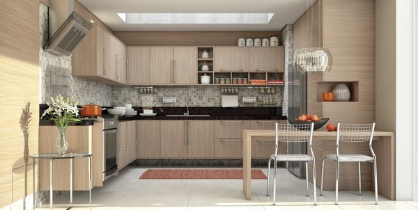 Como montar uma cozinha planejada barata | Decorando Casas