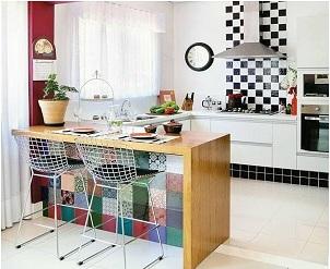 Como fazer uma cozinha planejada barata