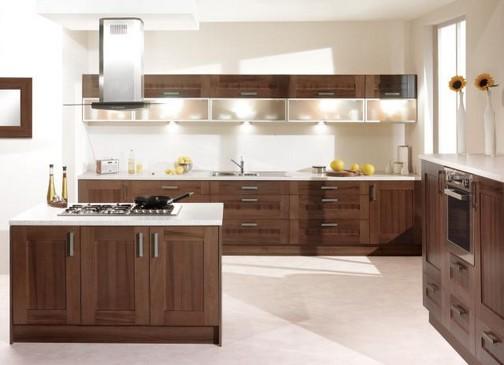Como montar uma cozinha planejada barata  Decorando Casas # Cozinha Planejada Bonita E Barata