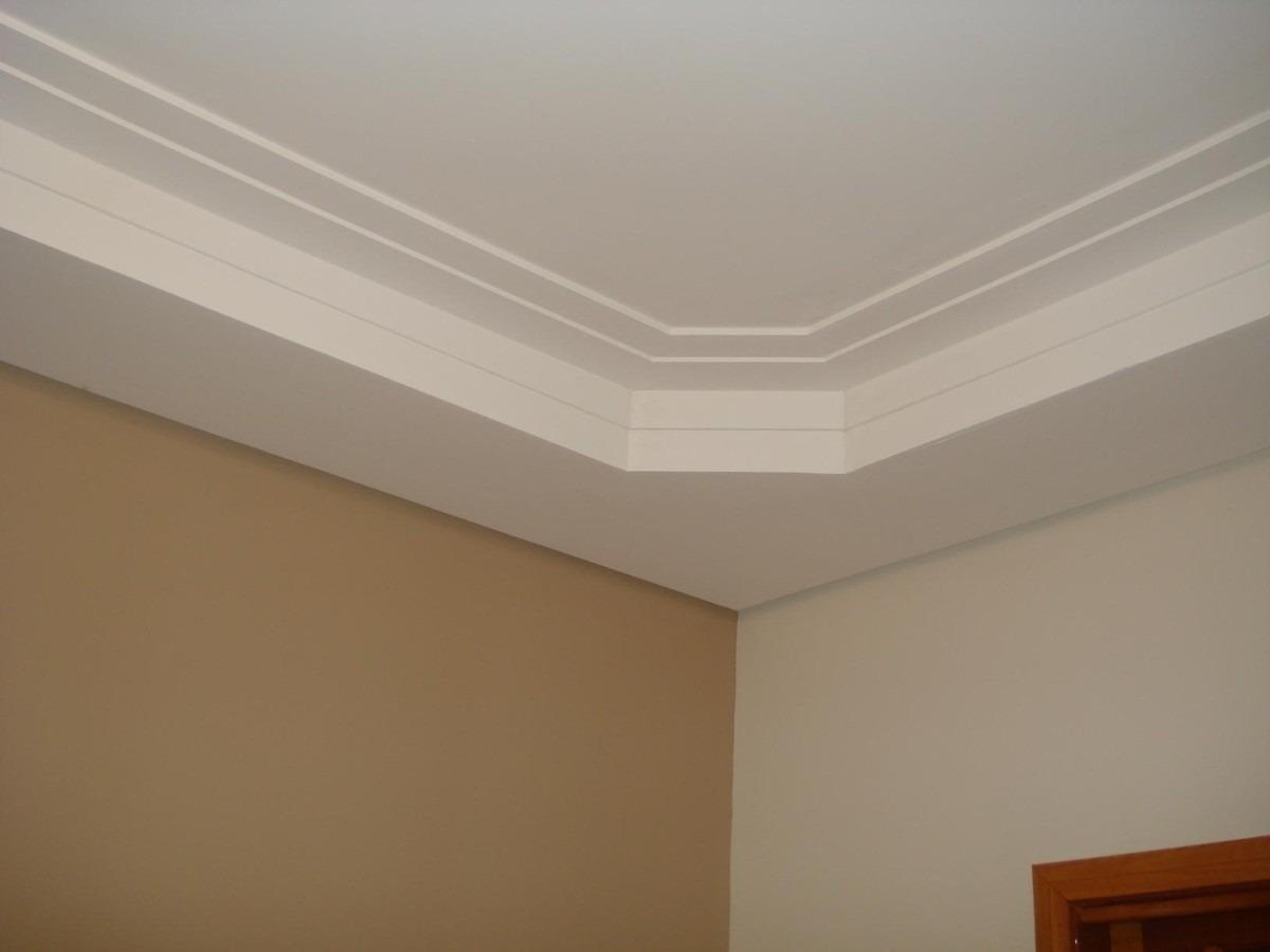 #331003 Moldura de gesso para teto – Preço Decorando Casas 1200x900 píxeis em Acabamento Em Gesso Para Sala De Estar