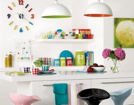 Objetos para decora??o da cozinha Decorando Casas