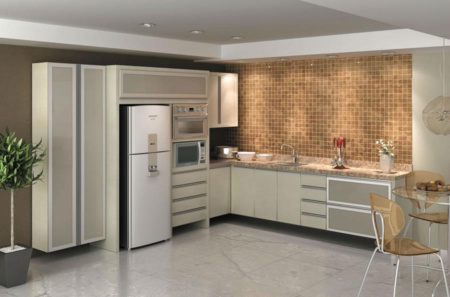 Sala De Jantar Usada Poa Rs ~ Cozinhas planejadas – Preços e Dicas  Decorando Casas