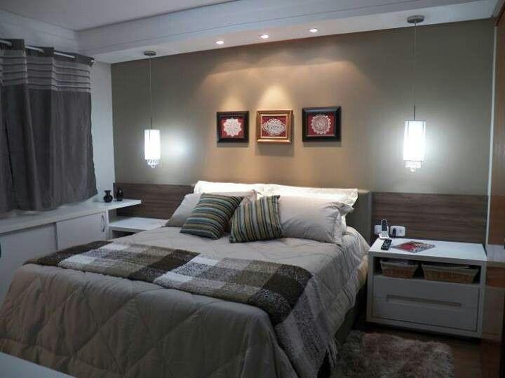 Modelos de gesso para teto de quarto Decorando Casas ~ Luminarias Em Quarto Pequeno