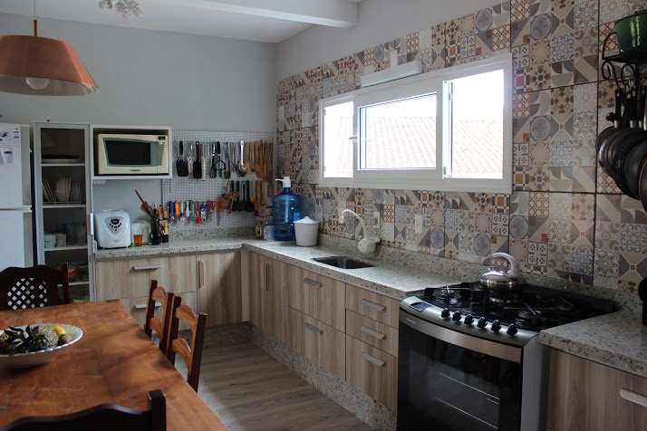 Pisos decorados para parede da cozinha decorando casas - Fotos de pisos decorados ...