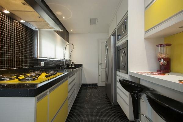 decoracao piso branco:Pisos decorados para parede da cozinha