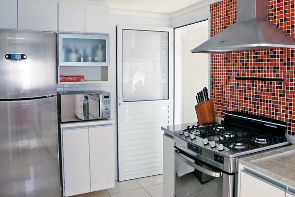 Pisos Decorados Para Parede Da Cozinha Decorando Casas