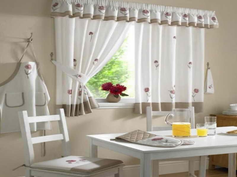 Cortinas para cozinhas modernas decorando casas for Cortinas de casas modernas