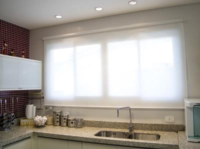 Cortinas para cozinhas modernas decorando casas - Cortinados modernos ...