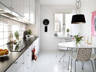 Decoração-cozinha-apartamento-pequeno