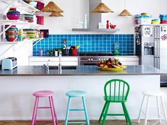 Decoração-cozinha-simples-e-bonita