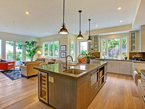 Lumin rias para cozinha pequena decorando casas - Luminarias para cocina ...