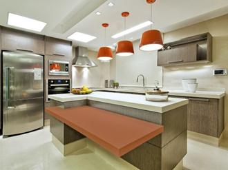 Luminárias Pendentes Para Cozinha Decorando Casas