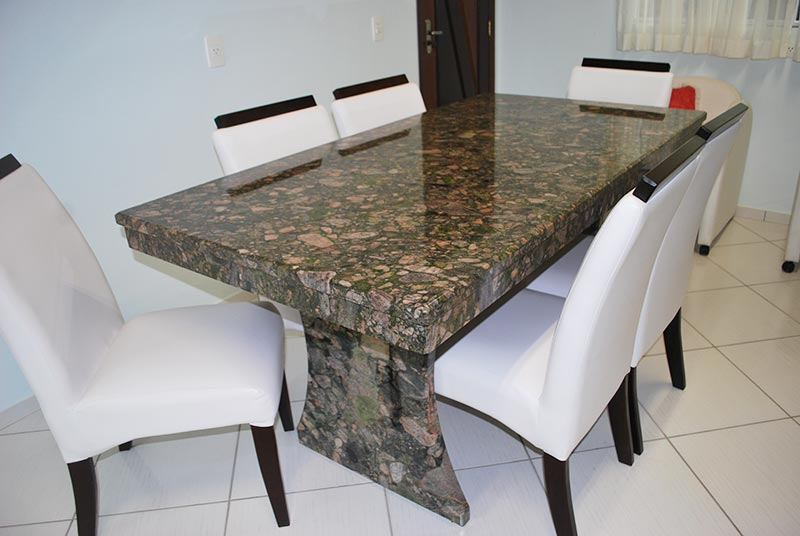Mesa de granito para cozinha decorando casas - Mesa de granito ...