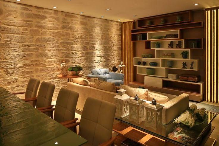 Revestimento de parede da cozinha > Mosaico Decorando Casas ~ Revestimento Interno Para Quarto