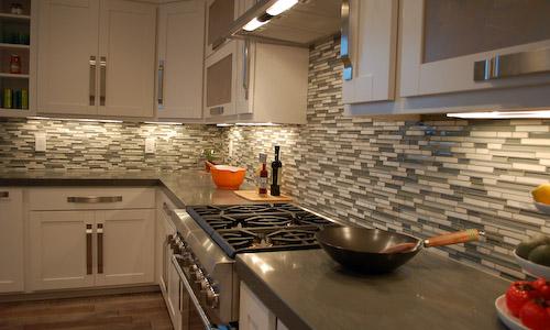 Revestimento De Parede Da Cozinha Gt Mosaico Decorando Casas