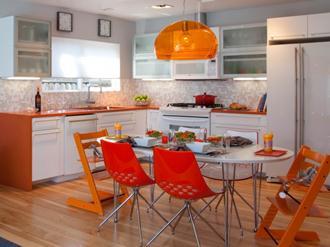 luminárias-coloridas-para-cozinha