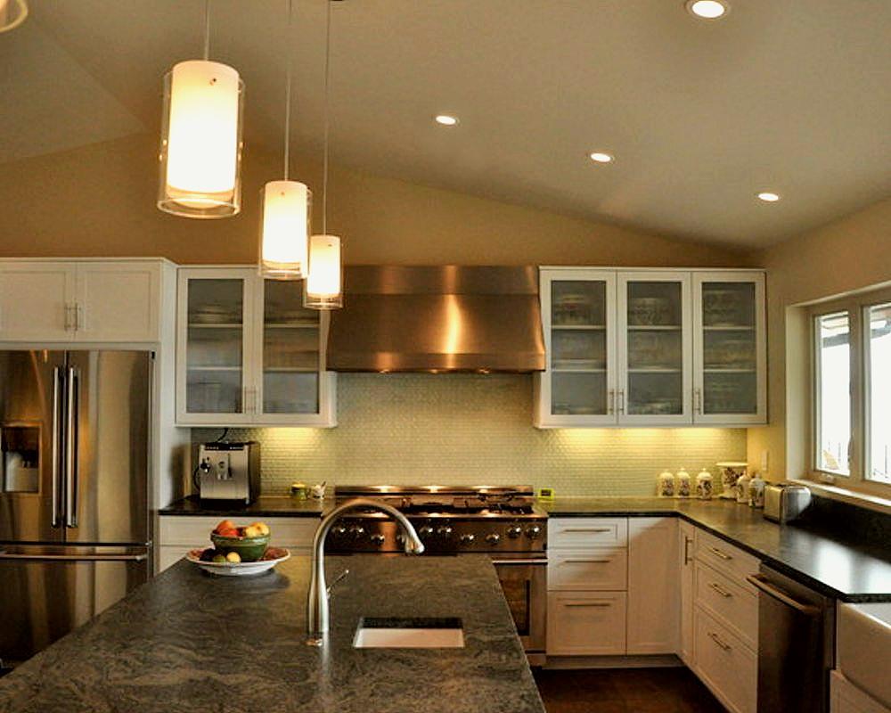 Wibamp Com Cozinha Americana Luminaria Id Ias Do Projeto Da