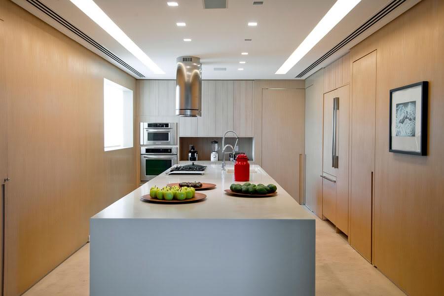 Cozinha com teto de gesso u2013 Dicas e Fotos Decorando Casas -> Decoração De Gesso No Teto Da Cozinha