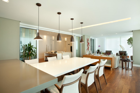 Cozinha com teto de gesso u2013 Dicas e Fotos Decorando Casas # Decoração De Gesso No Teto Da Cozinha