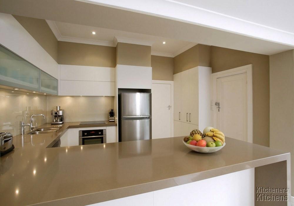 decoracao cozinha bege:Beige Kitchen Design Ideas