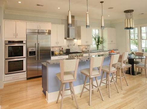 decoracao cozinha bege : Decora??o de cozinha na cor bege Decorando Casas