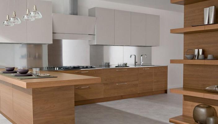 M veis planejados para cozinha americana decorando casas for Kitchen designs in nigeria