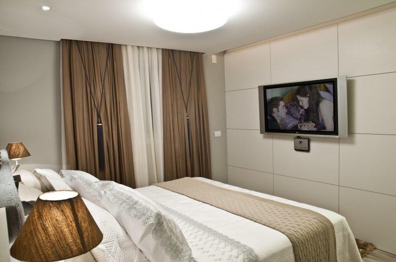 Modelos de cortinas para quartos decorando casas - Cortinas para cama ...