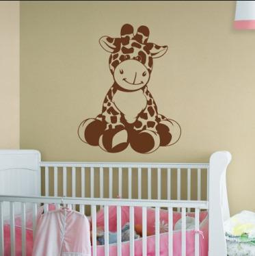 Adesivos para quartos de bebê | Decorando Casas