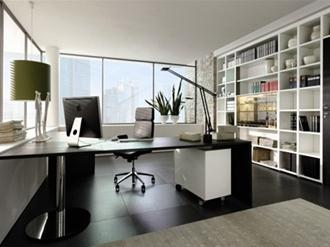 Decoração-de-escritório-contemporâneo