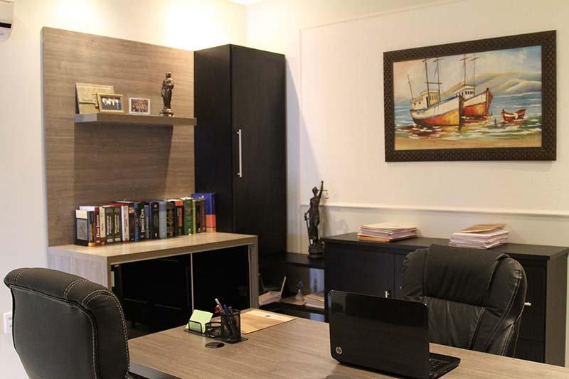 Amado Decoração do escritório pequeno, simples e aconchegante  ZK28
