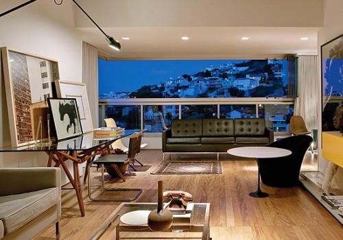 Sala Tv E Home Office ~ Decoração do home office na sala  Decorando Casas