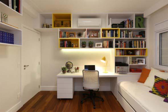 Decora o home office no quarto decorando casas - Categoria a3 casa ...