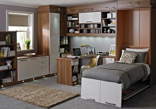 Decoração-home-office-no-quarto-pequeno