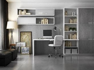 Home-office-no-quarto-moderno