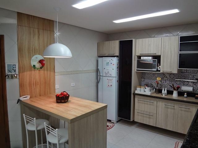 Mesas para cozinha planejada | Decorando Casas
