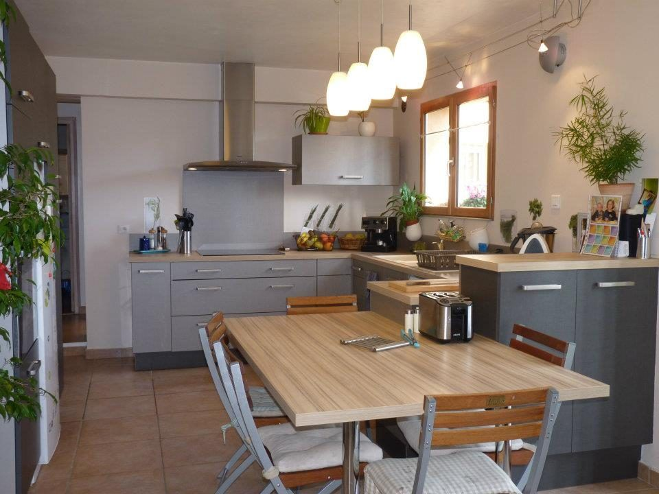 Mesas para cozinha planejada decorando casas - Mesa de cocina pequena ...