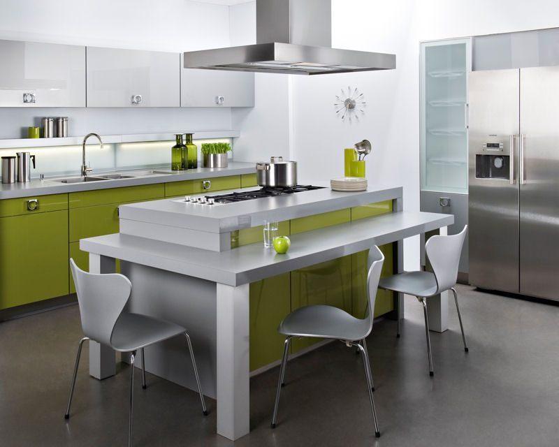 Mesas Para Cozinha Planejada Decorando Casas
