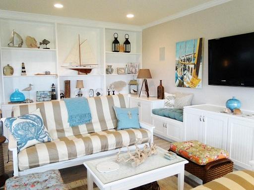 decoracao de apartamentos pequenos de praia : decoracao de apartamentos pequenos de praia:Decoração do apartamento de praia