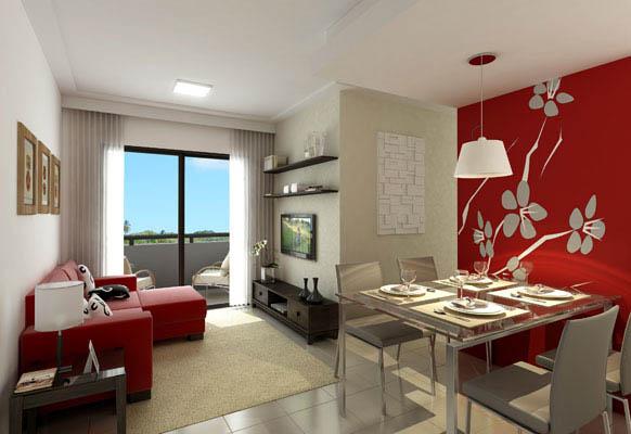 Decora O Para Sala De Apartamentos Pequenos Decorando Casas