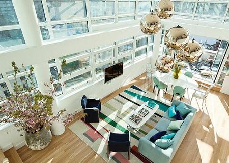 Decoração-vintage-para-apartamento