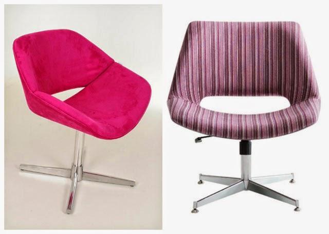 Cadeiras-modernas-para-escritório-rosa
